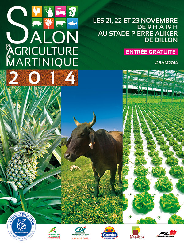 salon agriculture martinique 2014